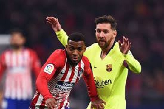 Barcelona beaten by Atletico Madrid, Erling Haaland scores four - European round-up