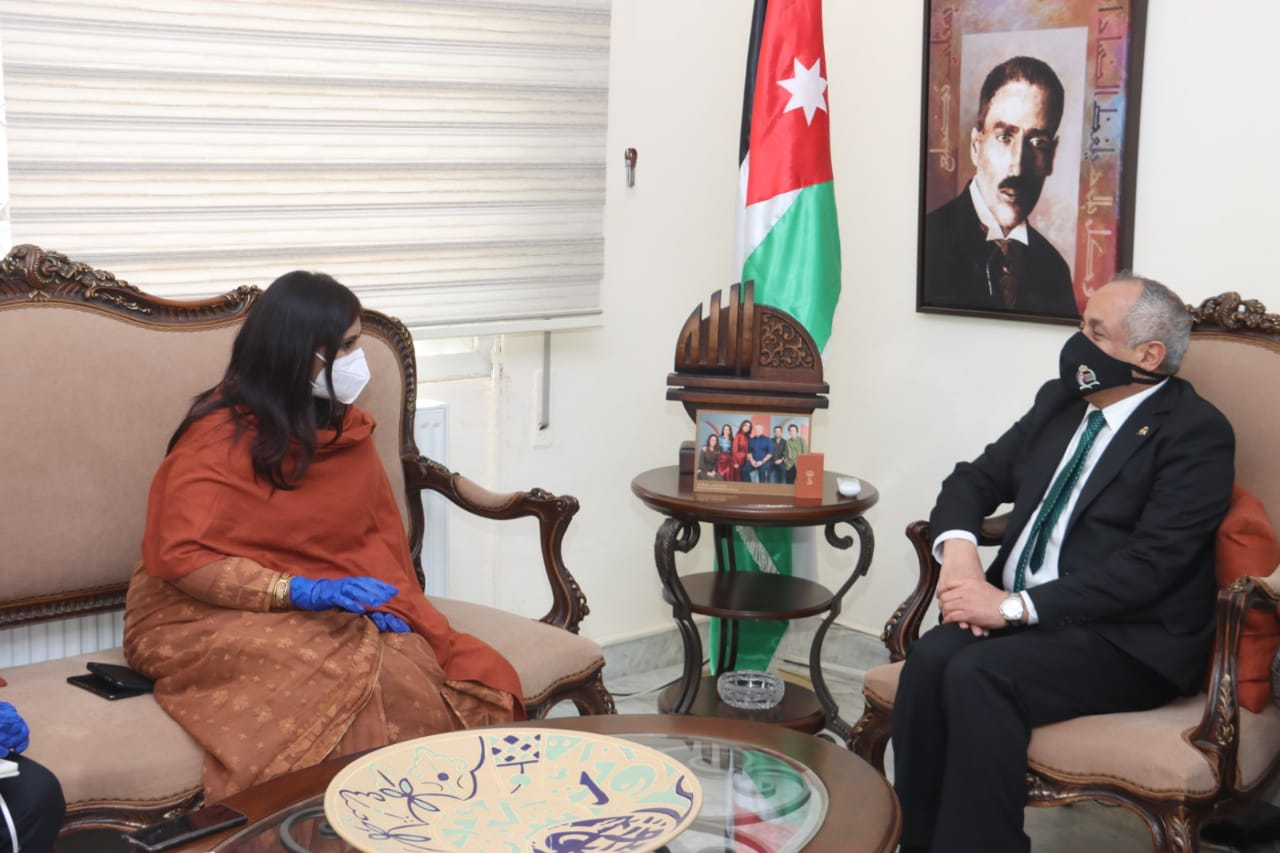 Culture Minister, Bangladeshi Ambassador discuss cultural ties
