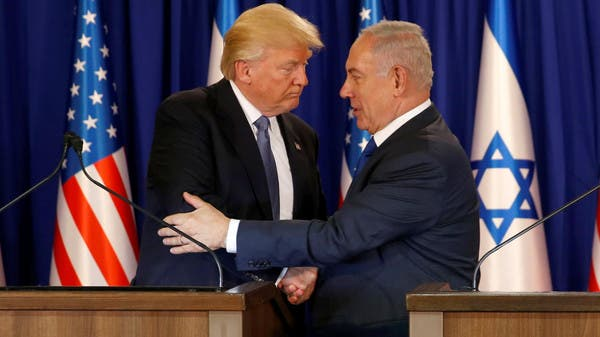 Israel's PM Netanyahu removes joint photo with Trump from his Twitter banner