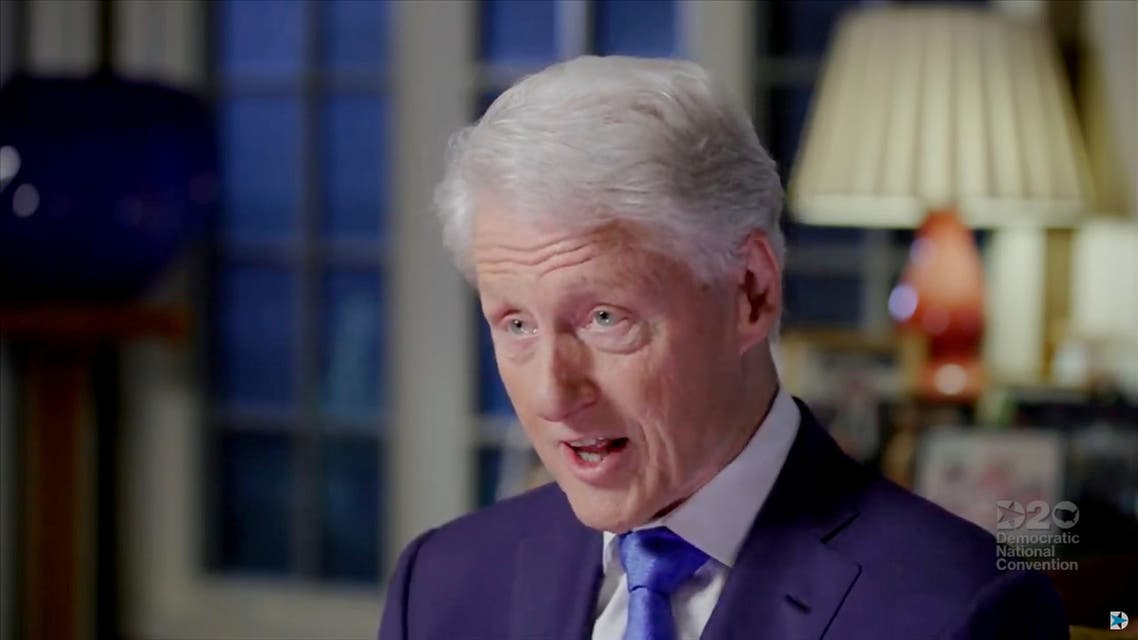 Ex-President Bill Clinton recovering in hospital from infection