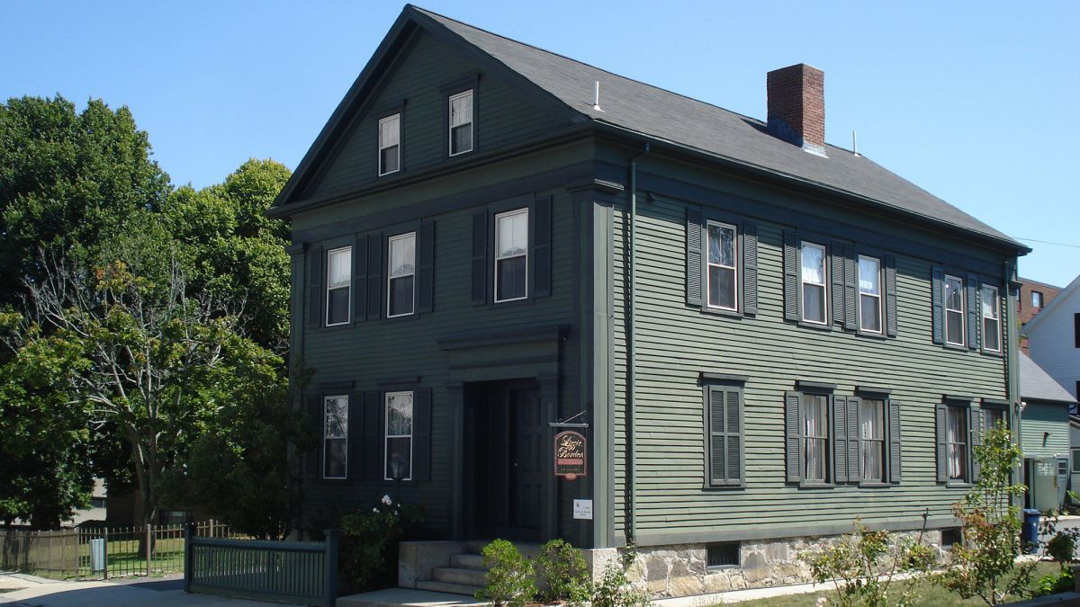Lizzie Borden's home, site of brutal axe murders, could be yours for $2 million