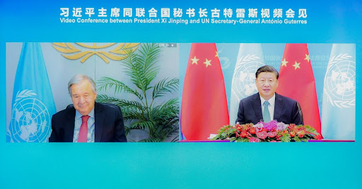 Foreign experts praise Xi's speech at conference marking China's restoration of lawful seat in UN