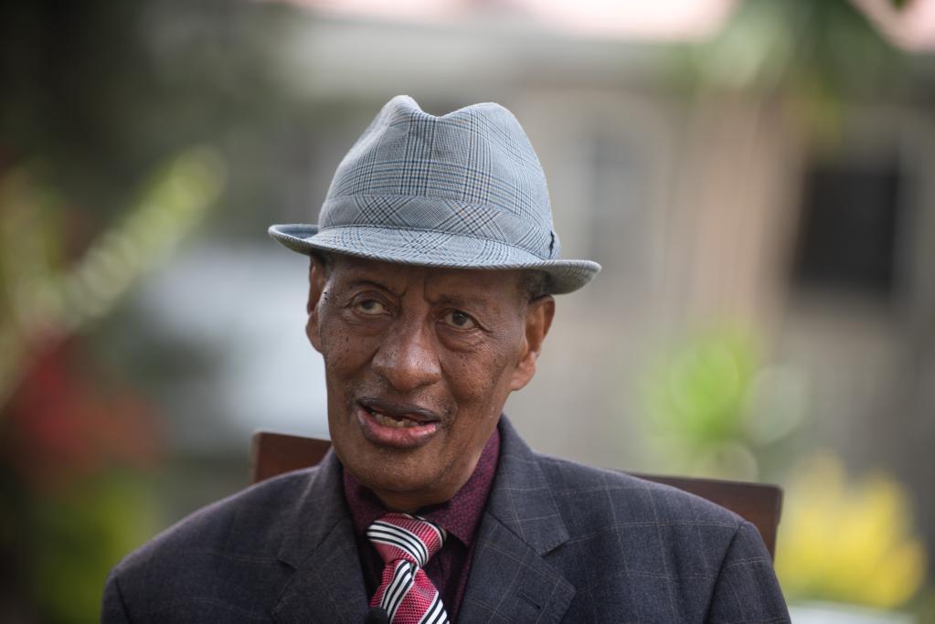 Veteran Ethiopian diplomat says restoration of China's lawful seat in UN propels global development