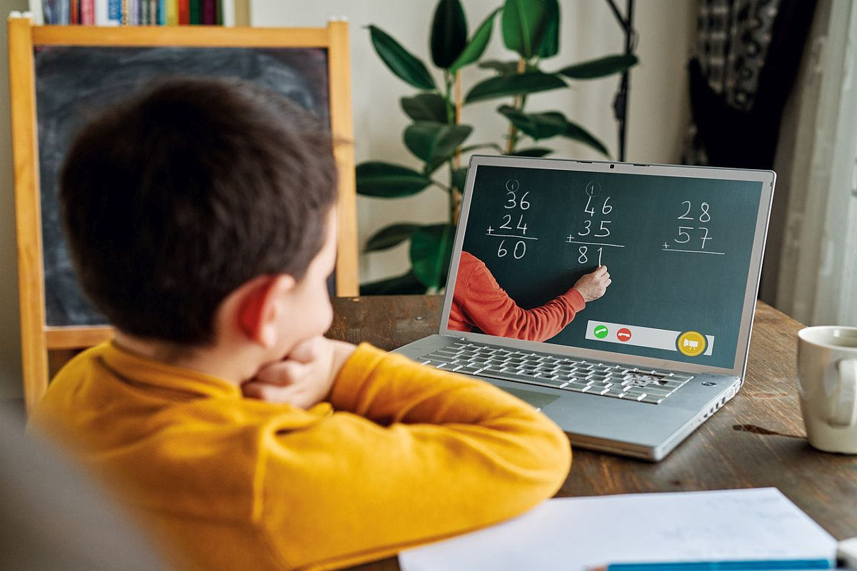 Schoolboy dubbed bonafide genius after tricking teacher on Zoom for weeks