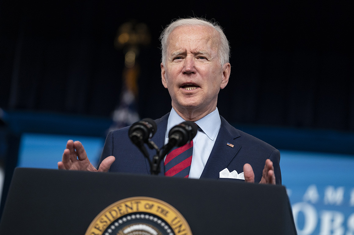 Biden Must Fix the Future, Not the Past