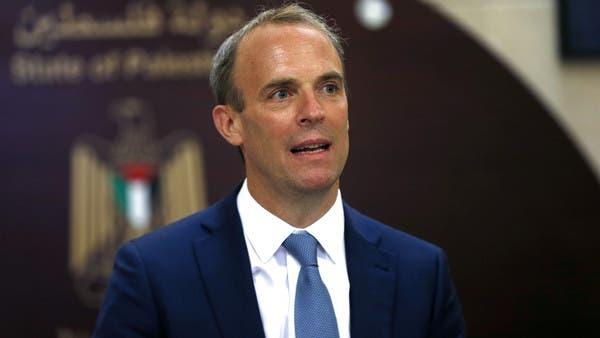 Top British diplomat welcomes resumption of Palestine-Israel communication