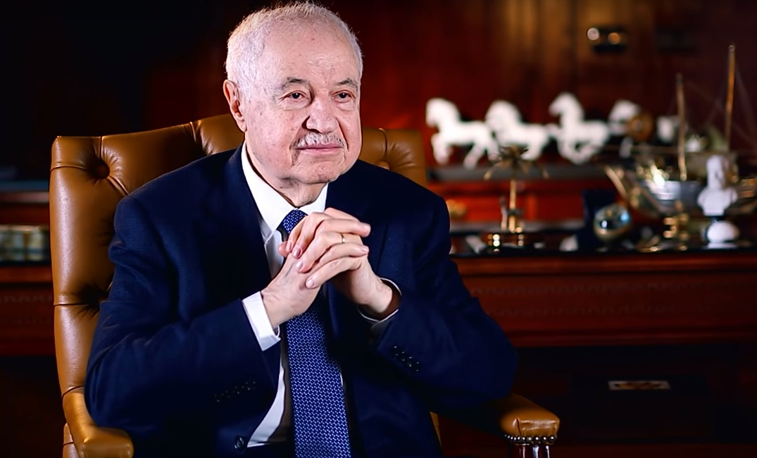 Abu-Ghazaleh Shares Insights with Bruce Stokes on US – Europe: Together or Alone (3)
