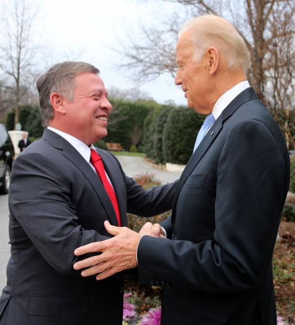 King congratulates Biden on inauguration as President of United States of America