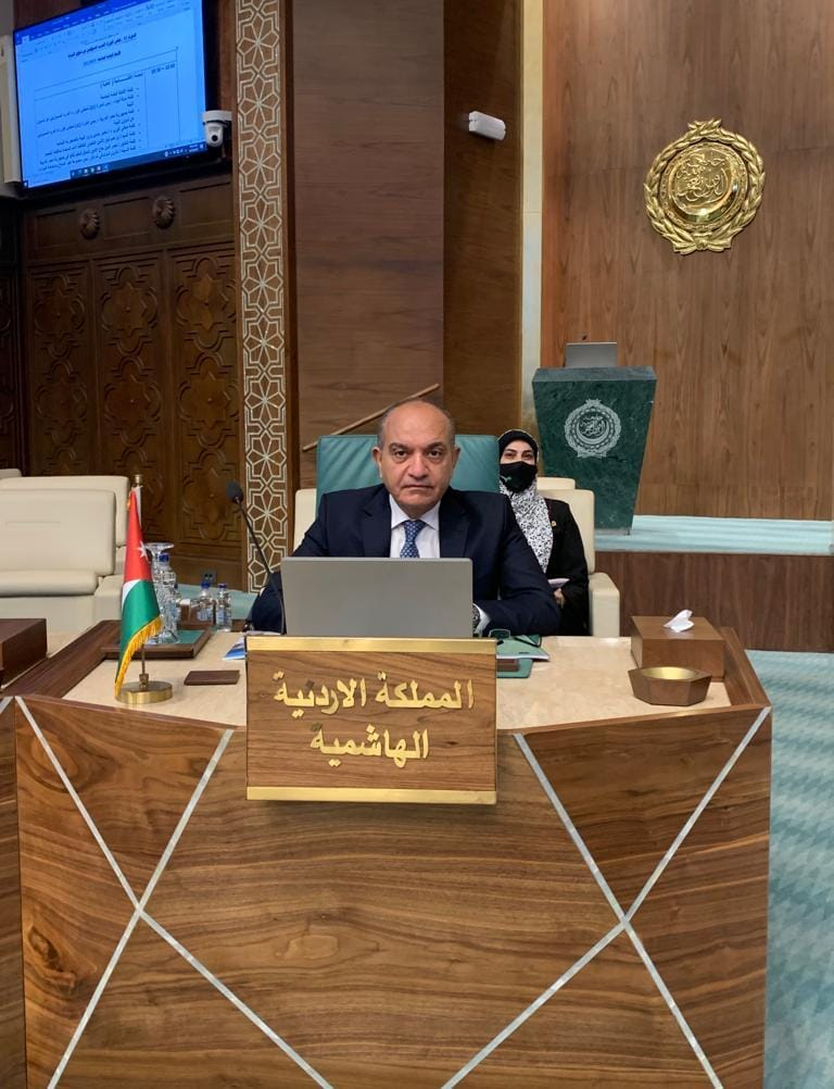 Jordan participates in meeting of Arab environment ministers council