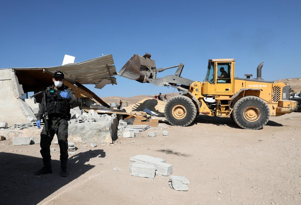Why does the US turn a blind eye to Israeli bulldozers?