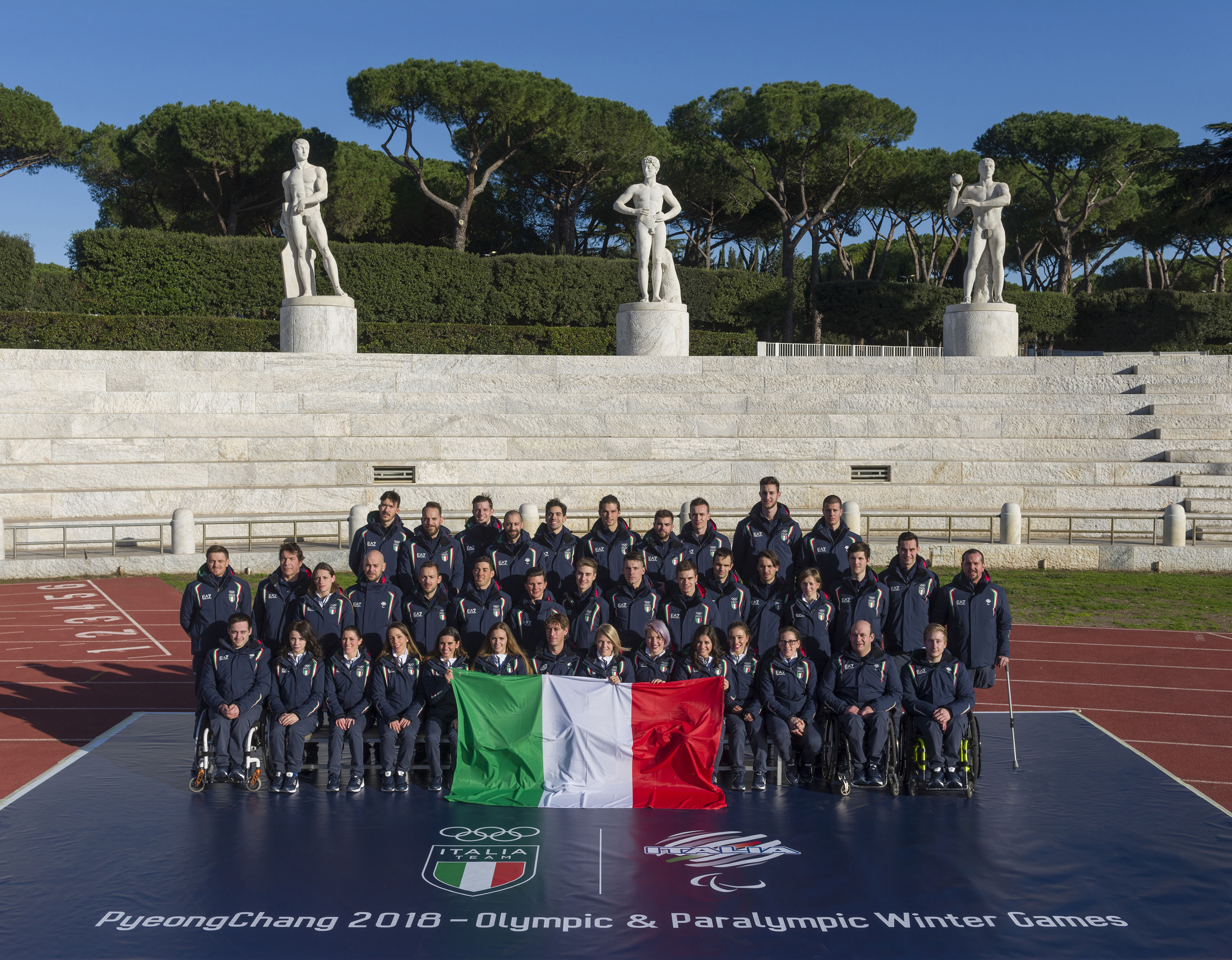 Italy issues emergency decree to avoid flag and anthem being barred from Tokyo Olympics