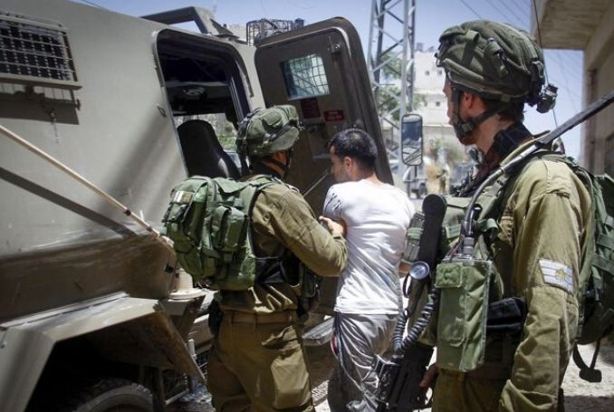 Israeli forces arrest 23 Palestinians in West Bank