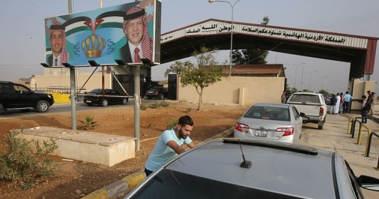 Jordanian-Syrian Free Zone Company board meeting discusses trade ties