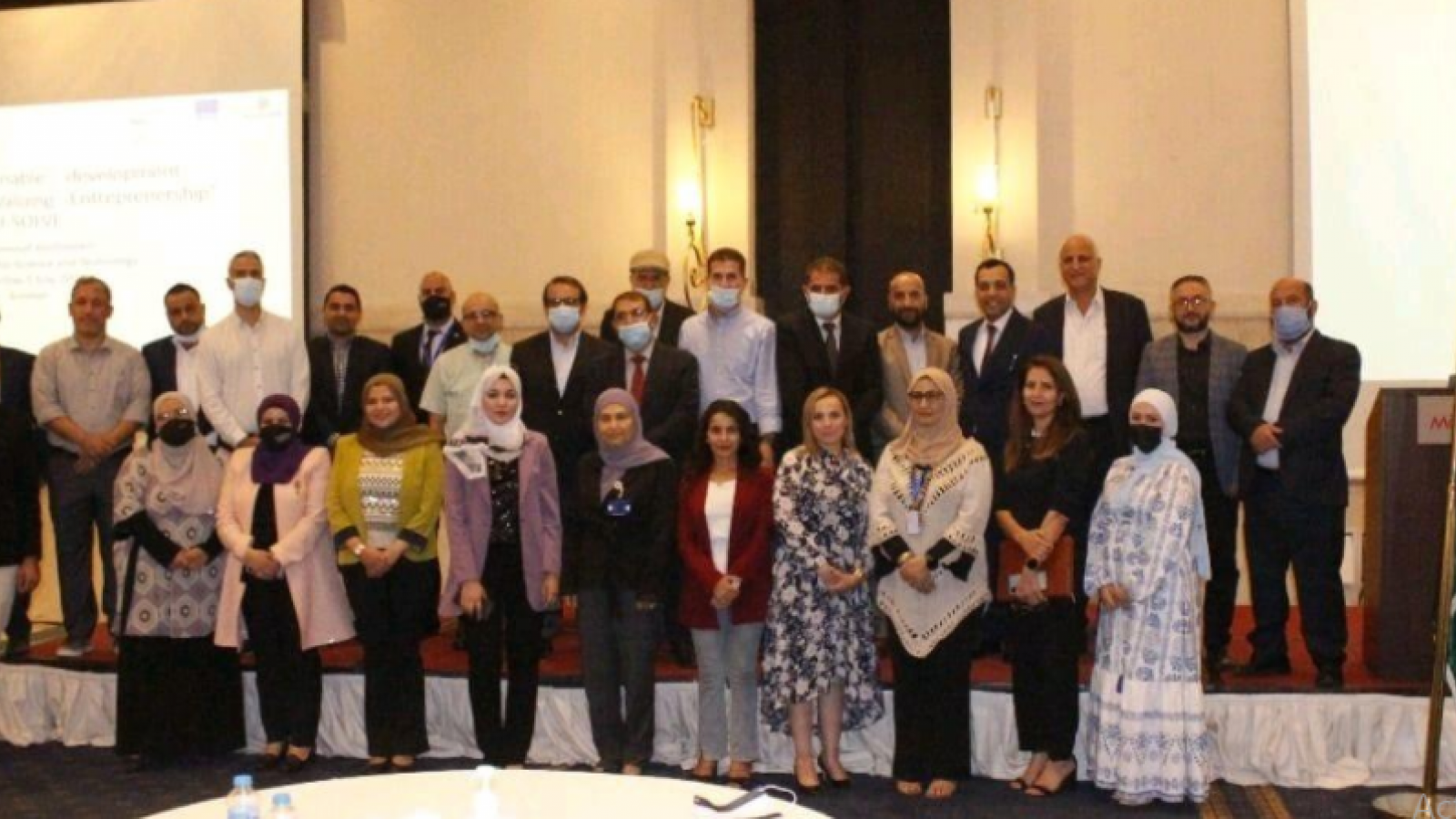 EU-funded IPMED promotes Intellectual Property rights to entrepreneurs in Jordan