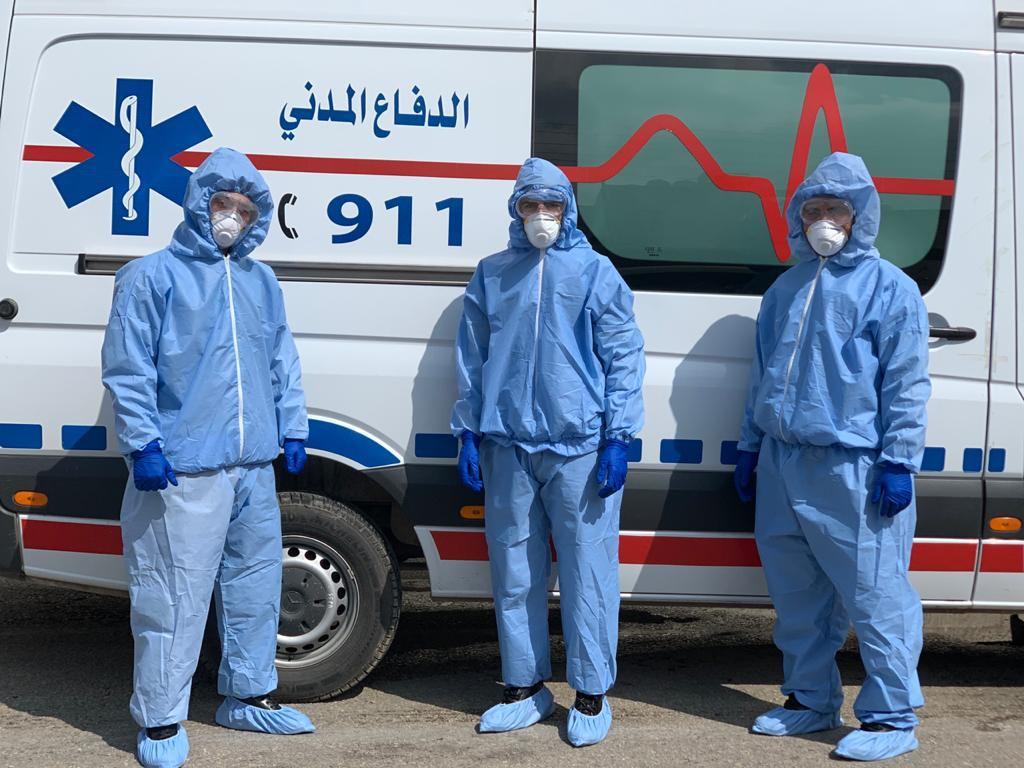 Jordan records 17 deaths and 978 new Covid-19 infections