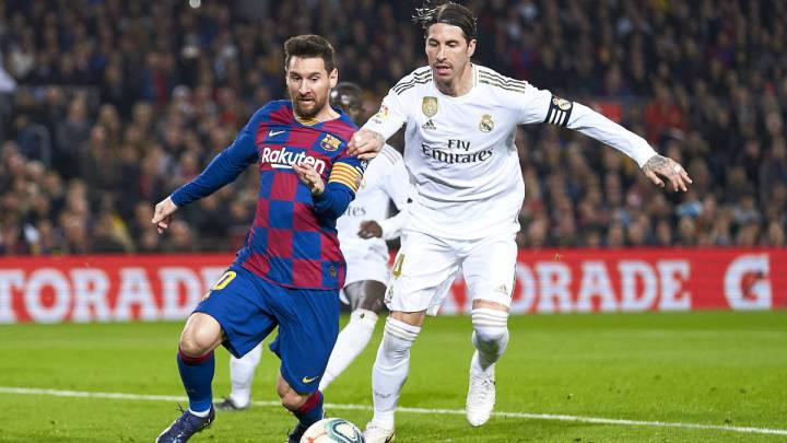 Real Madrid vs Barcelona: All eyes on the biggest Clasico in years with La Liga title race on knife-edge