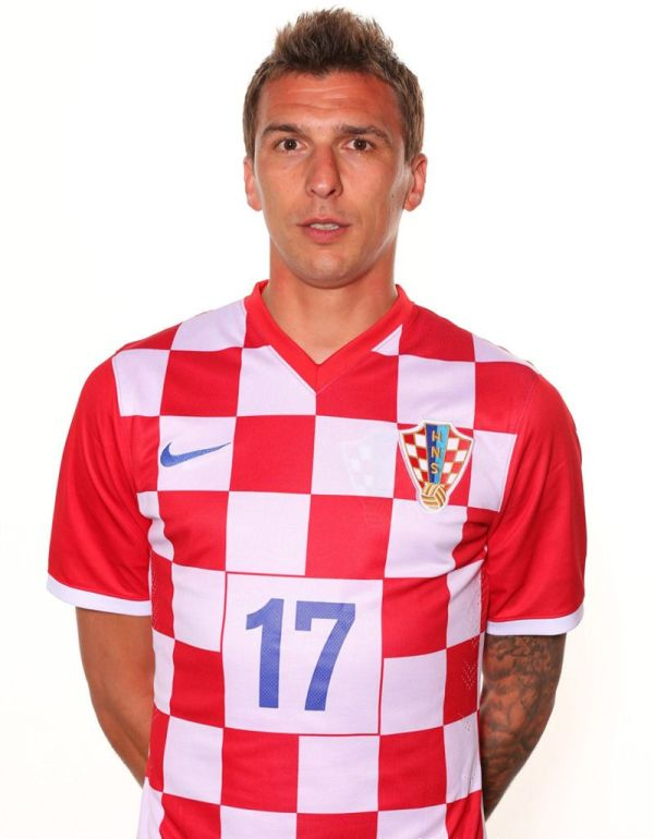 AC Milan complete signing of Mandzukic until the end of the season