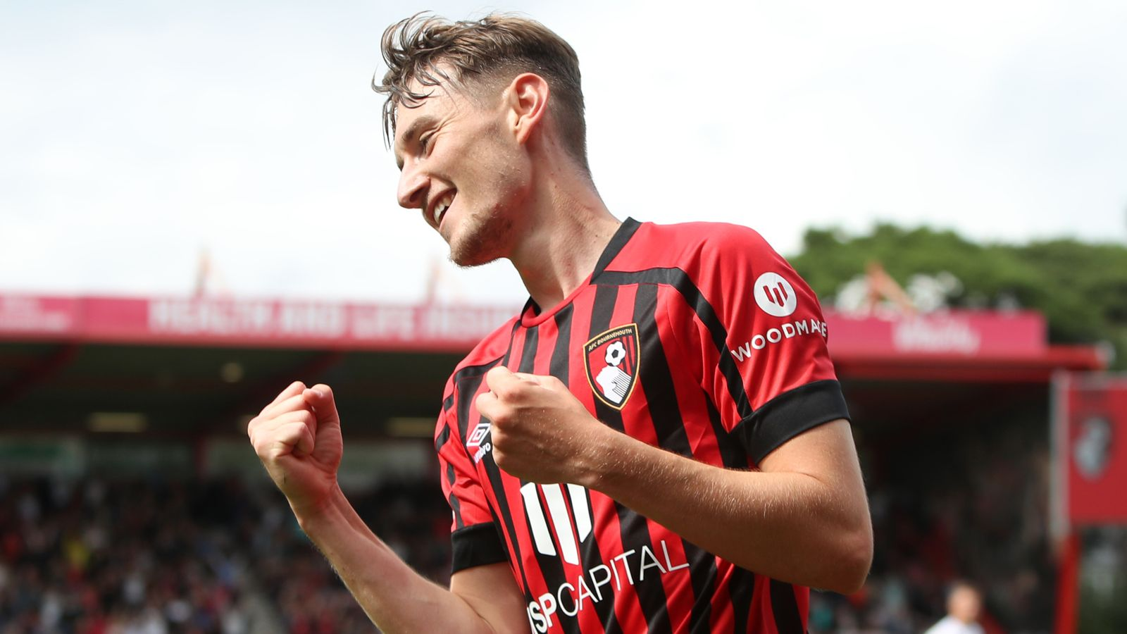 Bournemouth midfielder David Brooks diagnosed with cancer
