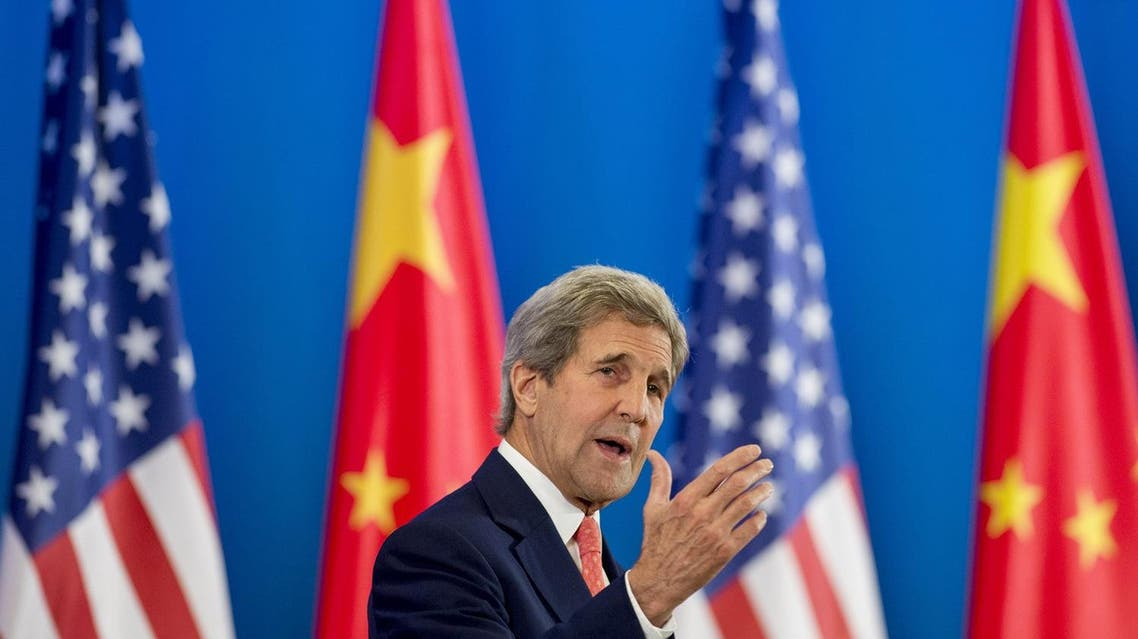 Biden's climate envoy says US, China must end world's 'suicide pact'