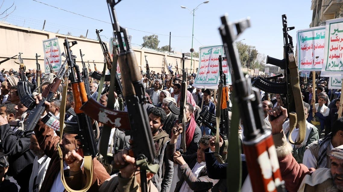 US slaps sanctions on two Houthi commanders, upping pressure on Iran-backed group