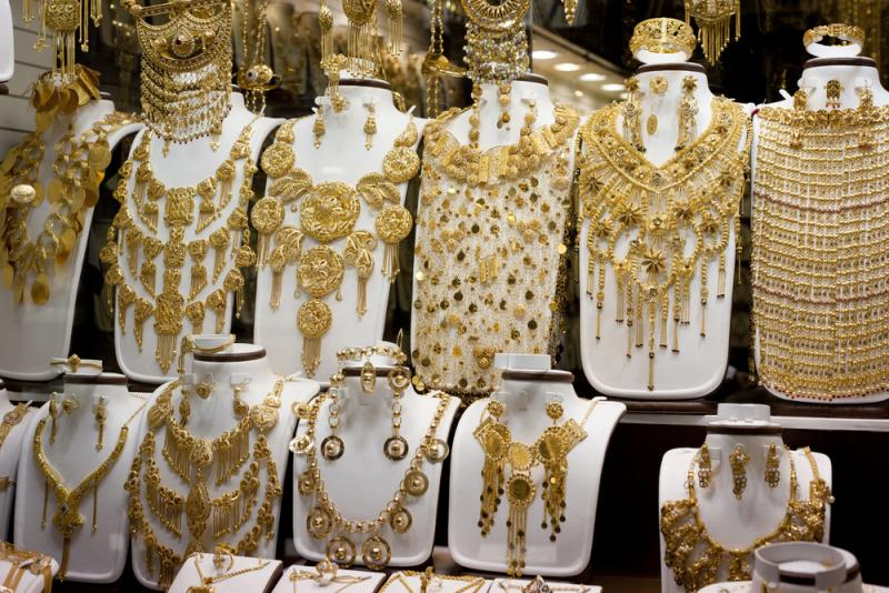 Local gold prices on Thursday