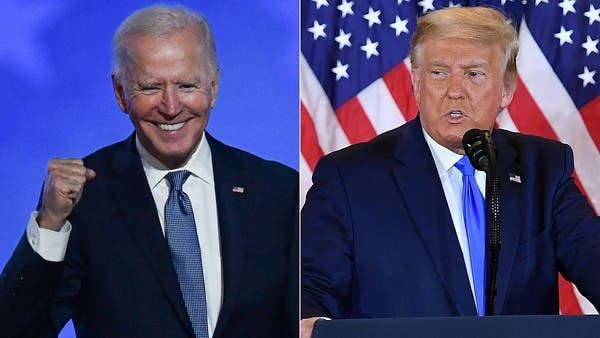 Trump all but concedes defeat to Biden, calls on team to help with transition