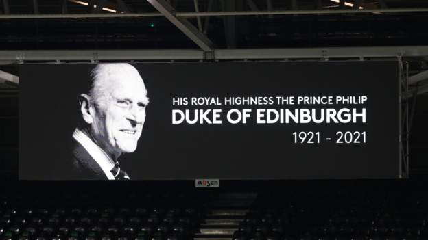 Prince Philip: Sporting fixtures to pay tribute to Duke of Edinburgh