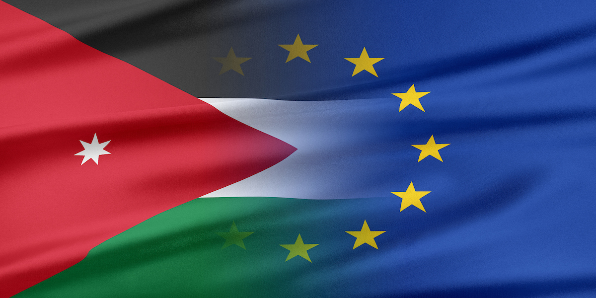 Jordan's trade deficit with EU at JD2.1bln