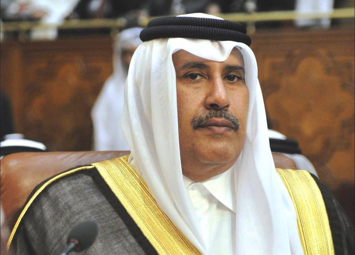 Hamad Bin Jassim: Events in Jordan were planned by Trump's administration