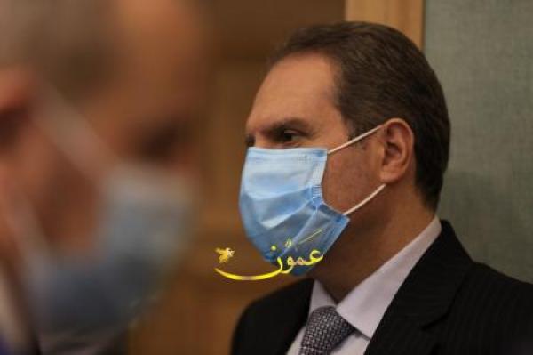 Minister checks on children hospitalized for suspected poisoning