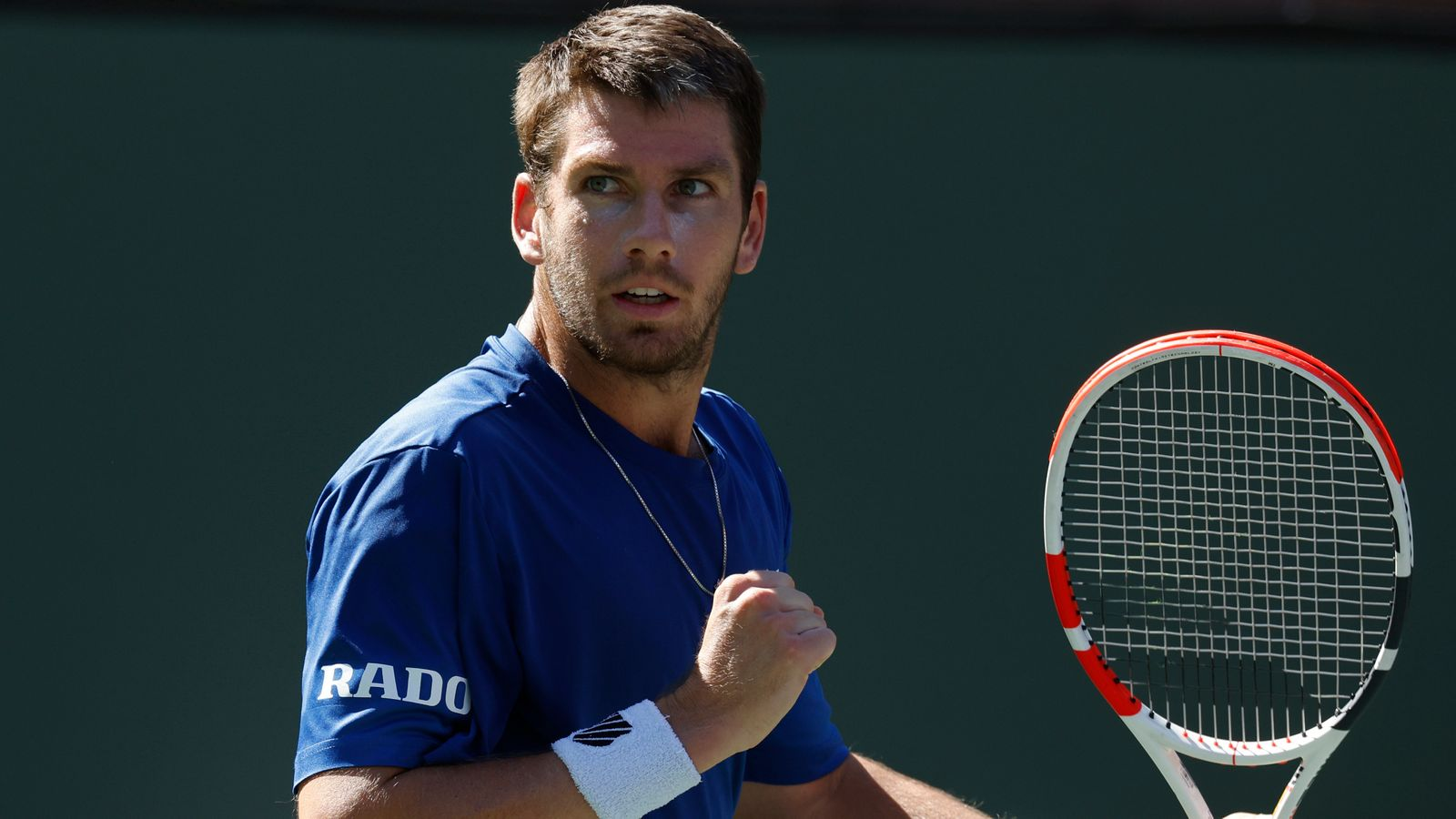 Cameron Norrie defeats Tommy Paul to reach Indian Wells last eight