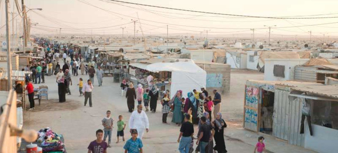 UNHCR receives $1m donation from S. Korean gov't to support Syrian refugees in Jordan