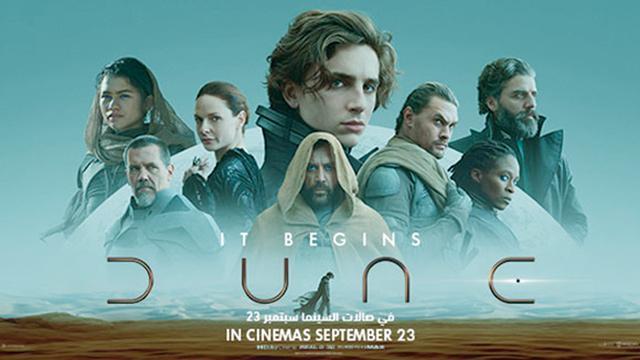 Wadi Rum's extraterrestrial landscape brings sci-fi movie 'Dune' to life