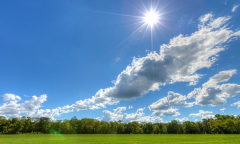 Fair weather to prevail in 1st day of autumn