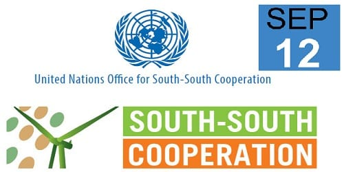 International Day for South-South Cooperation, 12 September