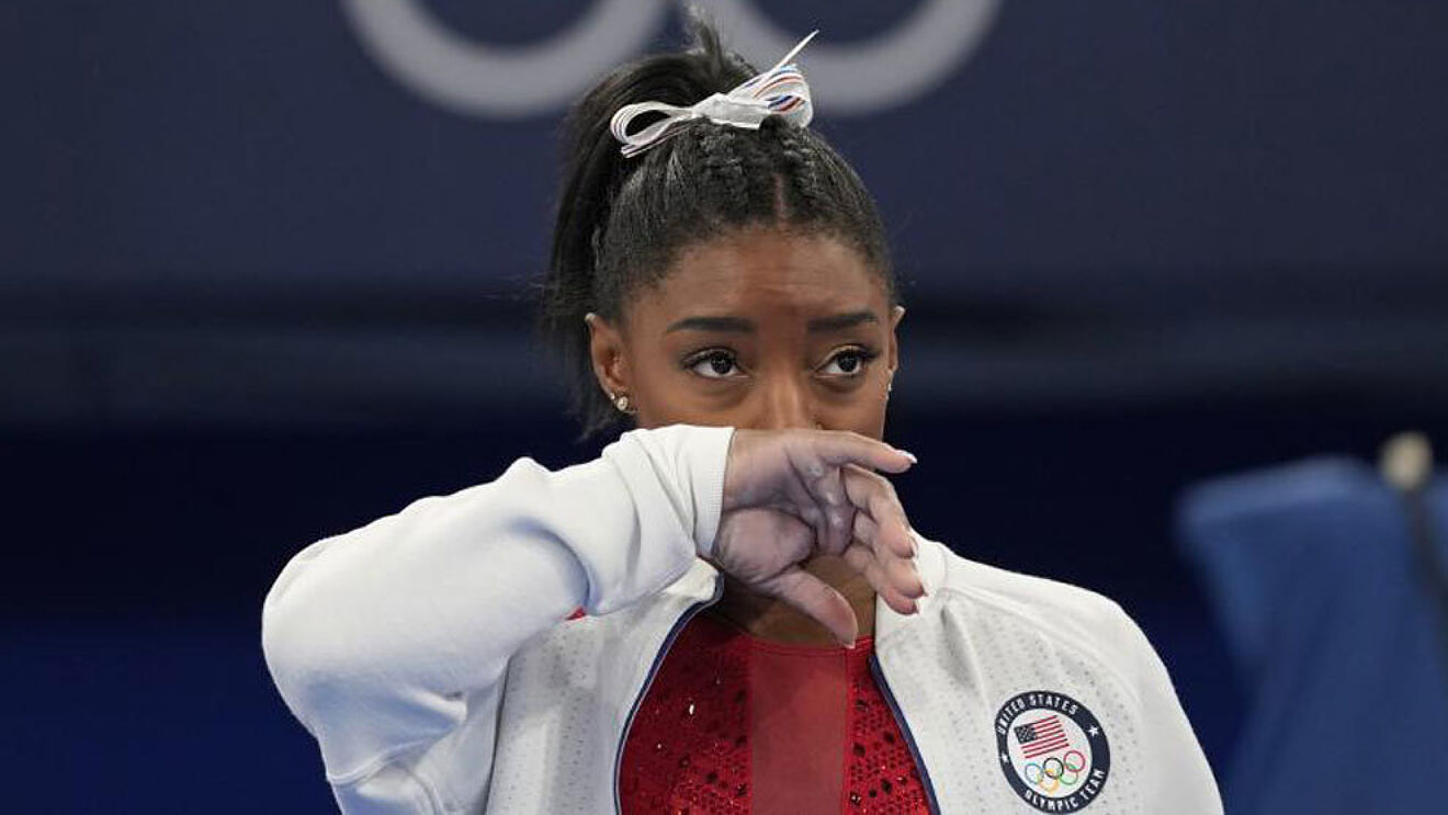 Biles withdraws from second Olympic gymnastics event to focus on mental health