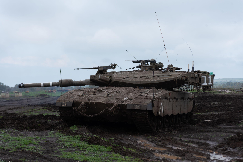 Israeli army shells several sites in Gaza