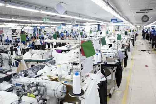 Jordan's garment industry showed 'resilience' during pandemic: Report