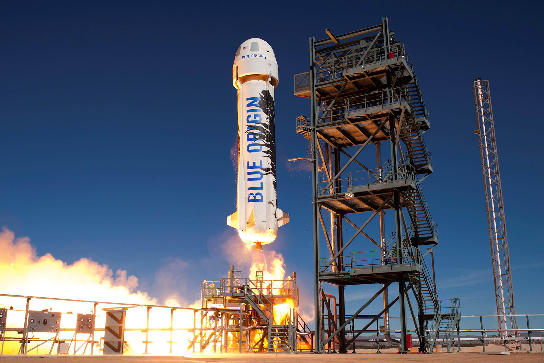 Blue Origin to Begin Space Tourism Ticket Sales Wednesday