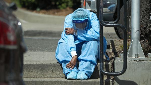 Jordan records 70 COVID-19 fatalities, 2, 963 new cases on Thursday