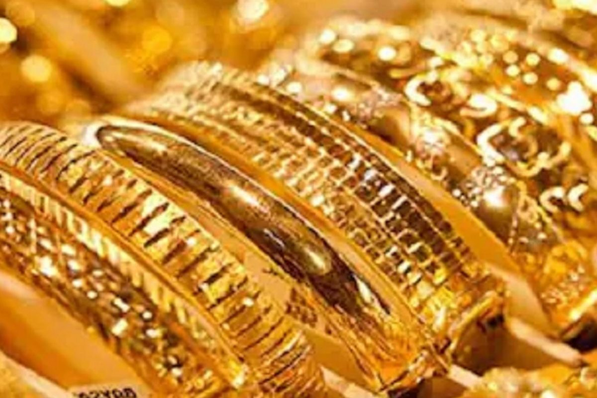 Local gold prices on Wednesday