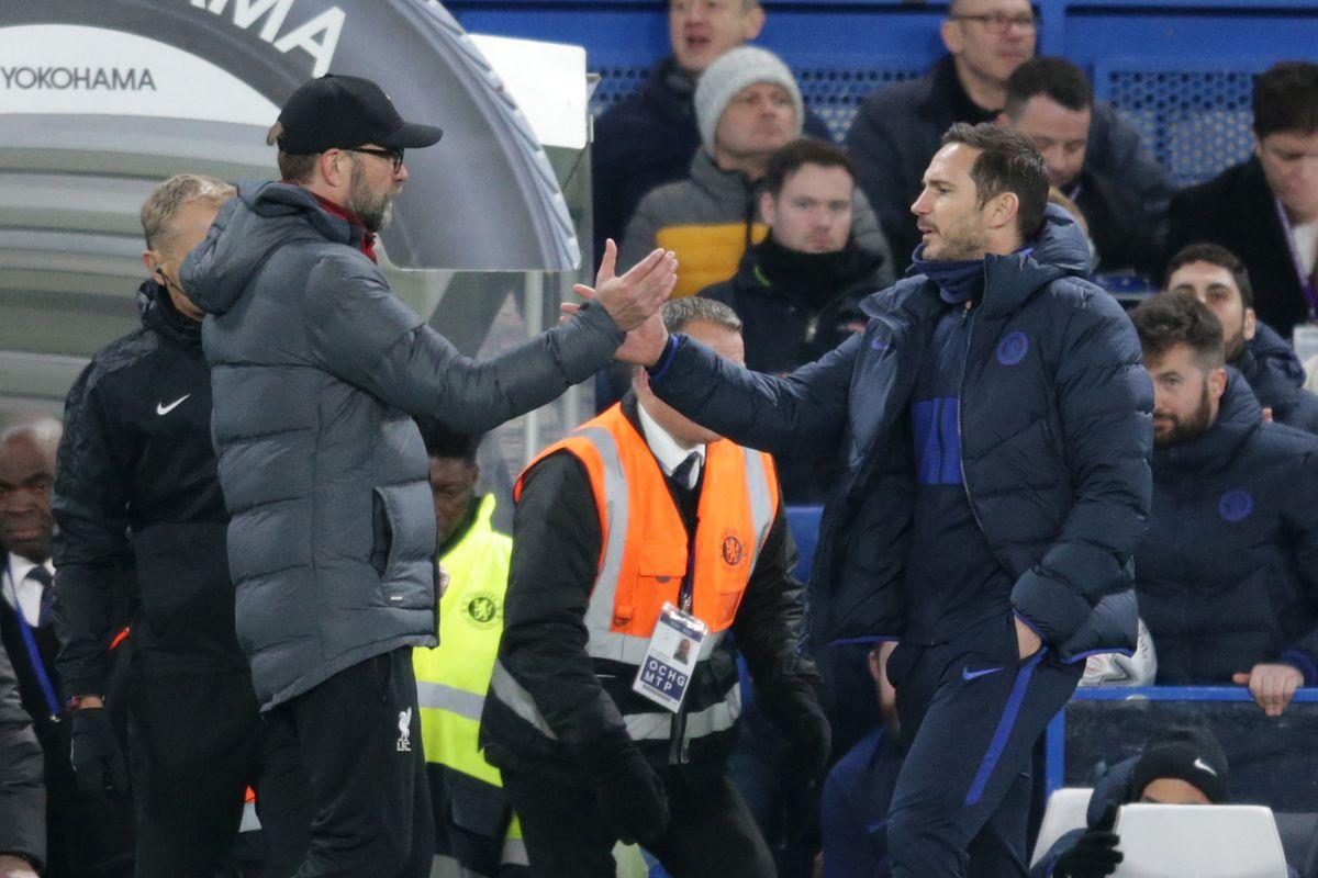 Jurgen Klopp criticises Chelsea's 'harsh' Frank Lampard sacking