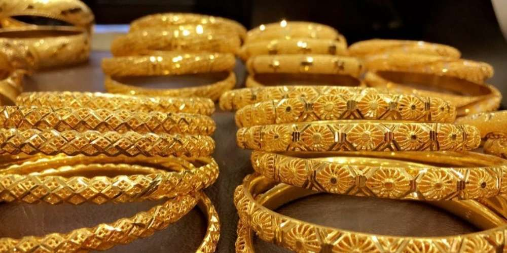 Local gold prices on Tuesday