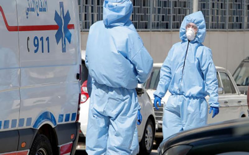 Jordan records 45 deaths and 2097 new Covid-19 infections