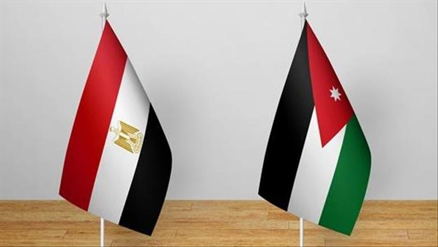 Jordan, Egypt and Israel working to manage the Palestinian conflict