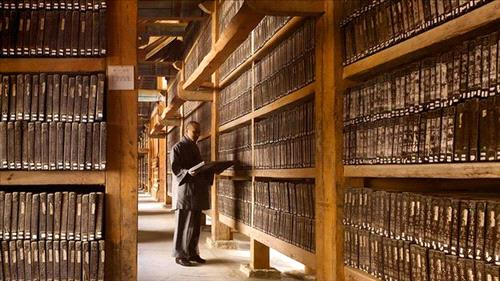 Temples of books: The world's most beautiful libraries | Culture & Society | Ammon News