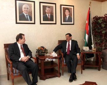 House Speaker meets US ambassador | Jordan News | Ammon News