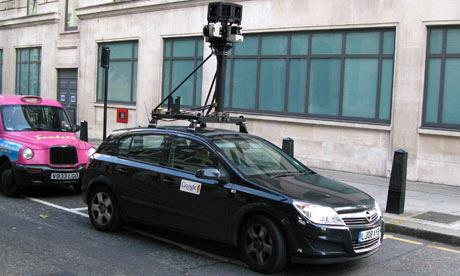 Google told to delete Street View payload data or face UK
