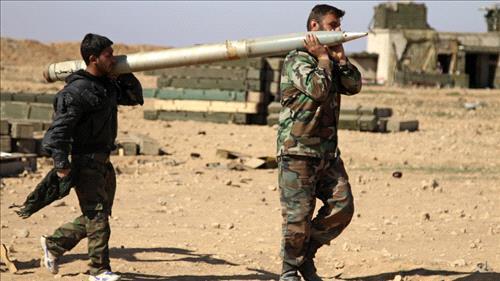 Syrian Kurds Face Heavy Fighting in Battle Retake Raqqa