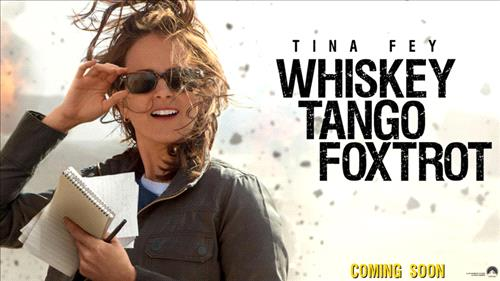 Whiskey Tango Foxtrot draws considerable laughs